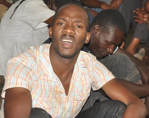 Lawrence Mushabe Arrested At Entebbe Police
