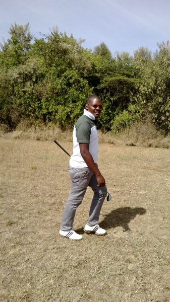 Muhereza Allan emerged overall winner at the February Monthly Mug Tourney.