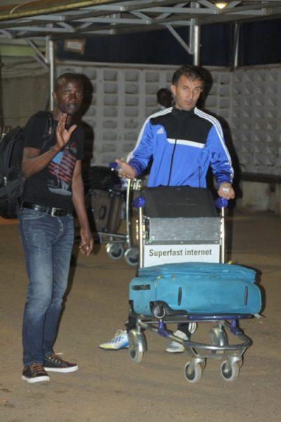 Coach Micho's tactics paid off as Uganda Cranes beat Nigeria 1-0.