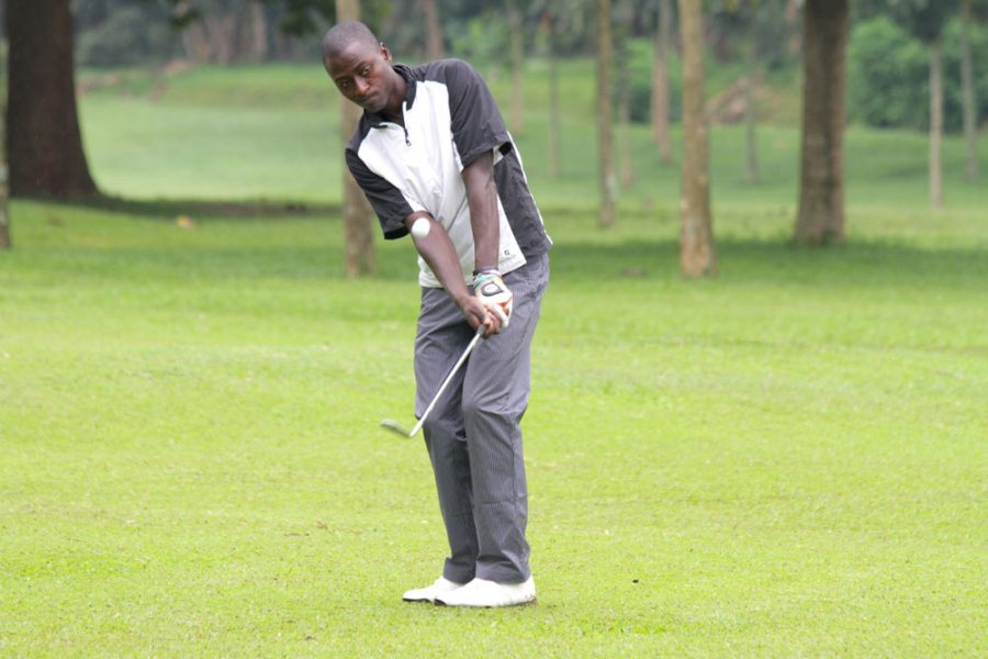 Entebbe's Willy Deus Kitata, was Group A winner at the tournament Photo credits Studio25