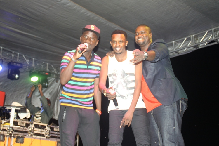 VJ Junior Rubs Shoulders with DJ Shiru  – Entebbe News