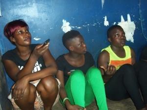 Whores in Entebbe