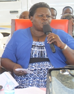 Entebbe RDC Rosemary Kirabira Shuts Community Radio