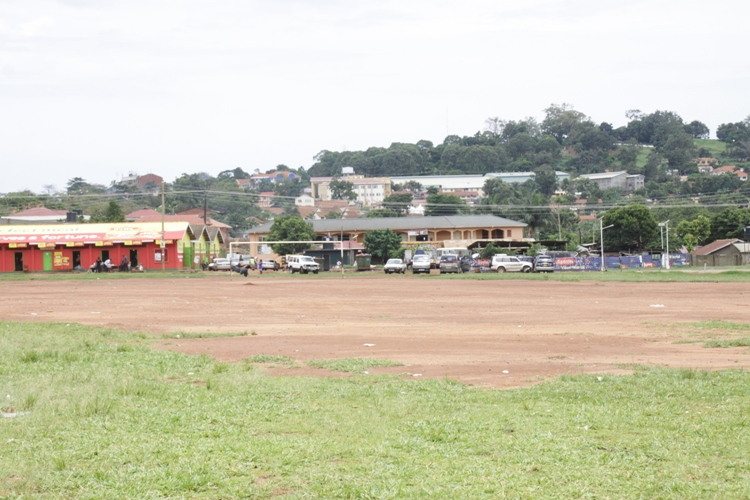 Entebbe Works Play Ground.