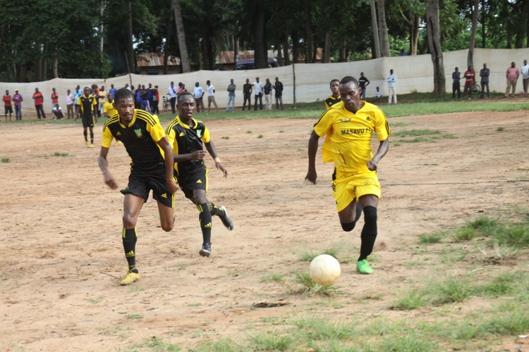 Masavu edged Hope Doves 3-2 in the final league match on Saturday.