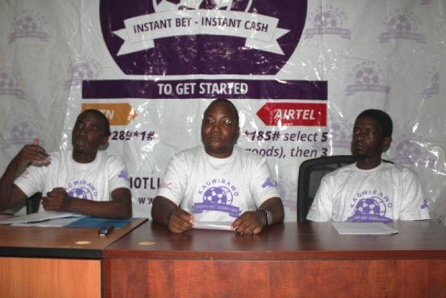 Kagwirawo bet app free