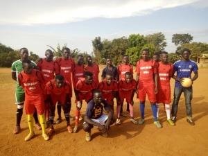Lunyo East lost 1-0 to Katabi-Kitubulu.
