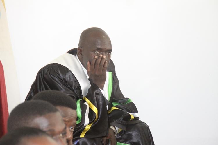mayor-kayanja In squeaky bum time over Kiwafu Play Ground Deal.