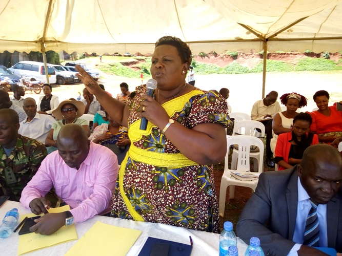RDC Kirabira defended the passport control measures that she put in place.