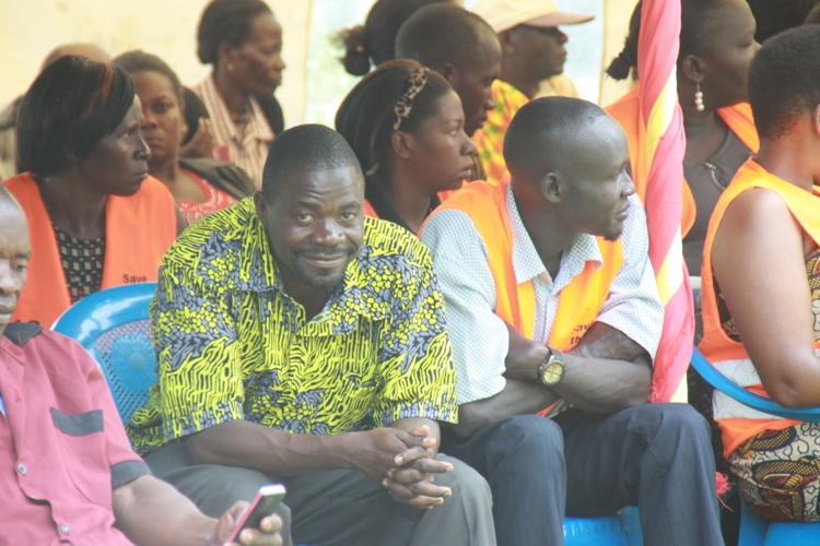 Councilor Kabinika and George Ntonganyi initiated the Entebbe Division B Sports governing Body.