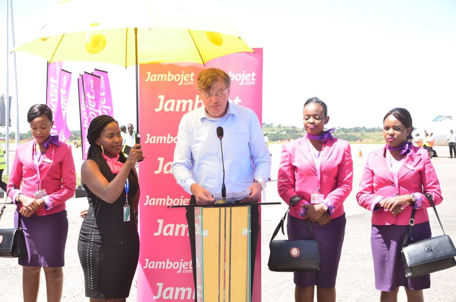 Jambojet Customers To Pay For Air Tickets Through Mobile