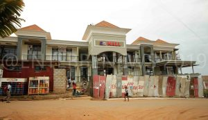 The newly constructed S&S Mall will be officially opened by Archbishop Stanley Ntagali this Saturday