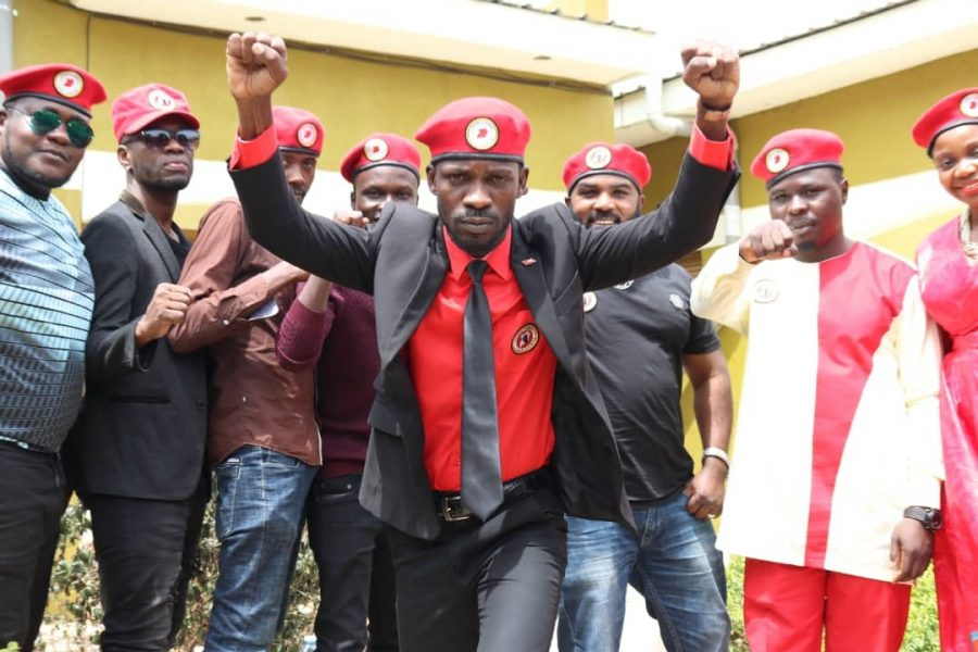 Bobi Wine Paralyses Arua on his maiden return