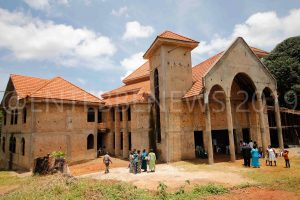 The new Church requires Shs1billion to be completed.