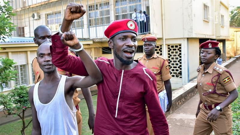 Bobi Wine: I Fear For My Life But am Still Running for Presidency