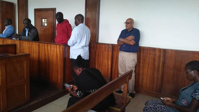 Abid Alam remanded to Luzira over land grabbing and torture