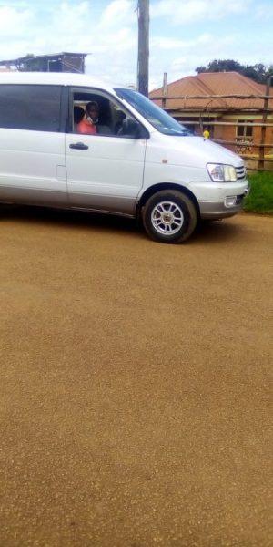Joshua Kuteesa, allegedly the NRM Youths Chairman Entebbe