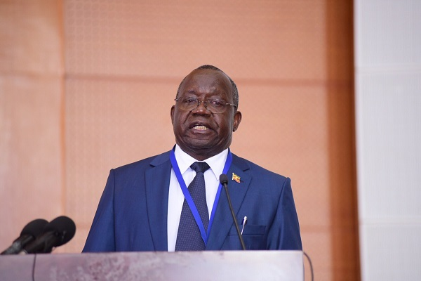 UNEB executive secretary Dan Odongo. Photo: SoftPower News.