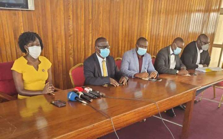 Outgoing NRM MPs Launch Drive to Campaign for Museveni