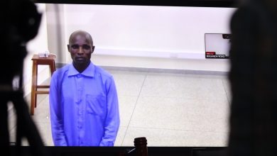 Simon Shimanya who murdered his wife, an International Hospital Kampala (IHK) nurse was sentenced to 17 years in jail by Court after pleading guilty