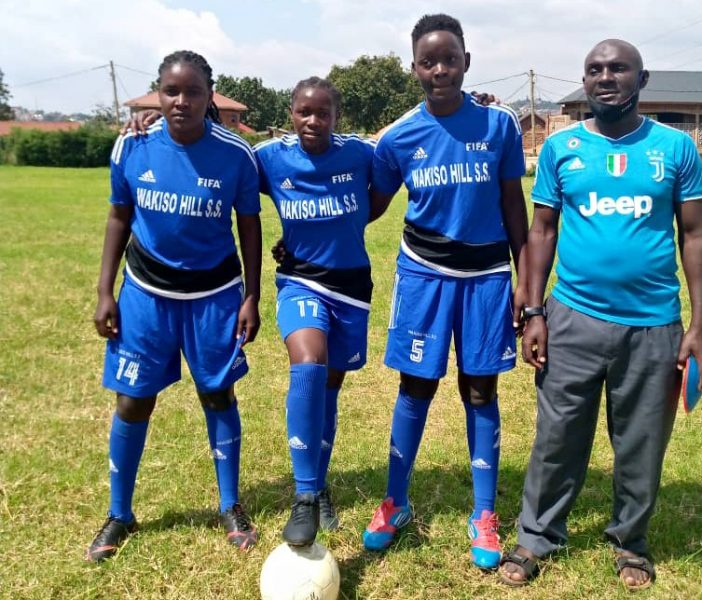 Wakiso Hill Women FC Completes Triple Signing