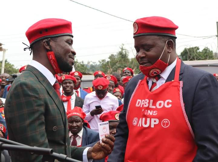 NUP flag bearers ask Bobi Wine to prevail over independent candidates – Nile Post