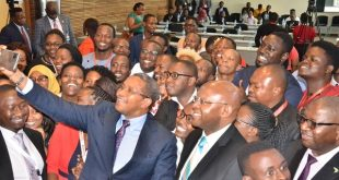 Kikwete to EAC Youth: Now is the Time to Seize the Moment and Show Leadership