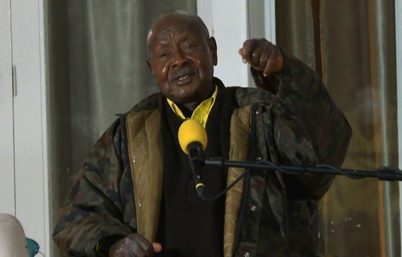 It Won't Work: Museveni Scoffs at Opposition 'Joint Candidate' Plan