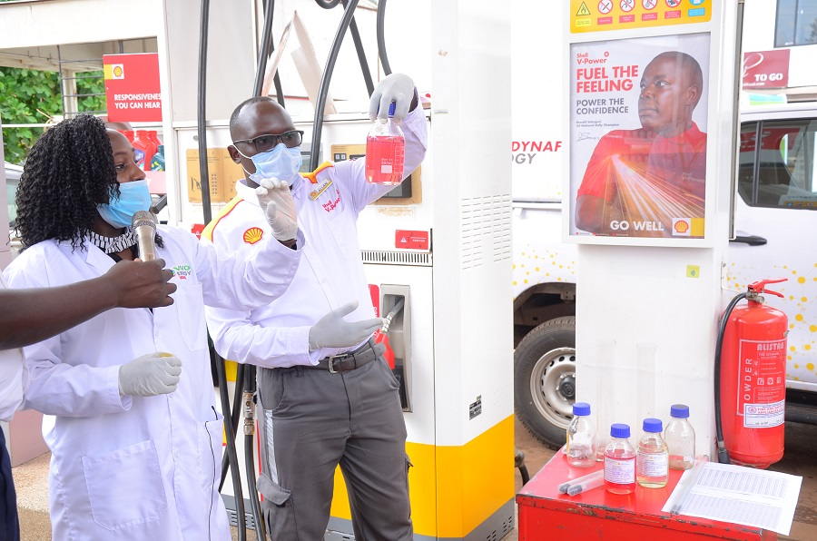 Vivo Energy Uganda gets Uganda's First ISO Certified Fuel Laboratory (3)