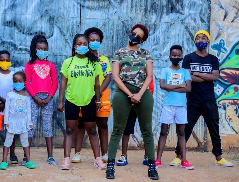 GLOBALLY RENOWED DANCE GROUP GHETTO KIDS MEET 'JERUSALEMA' STAR MASTER KG IN UGANDA (3)