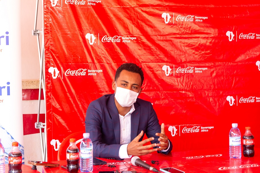 The Coca-Cola Foundation Joins Hands with Uganda Red Cross Society to Promote Public Hygiene in the Fight Against COVID-19