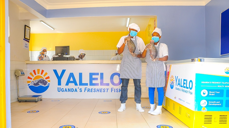 Yalelo Uganda is giving fish lovers around the country a Christmas to remember.