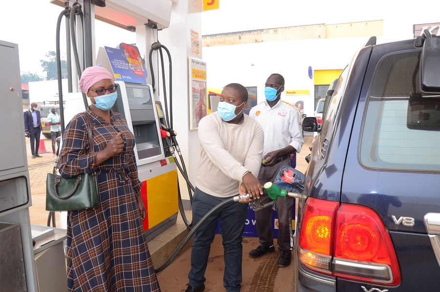 Shell Rewards over 7,000 Customers With 30M Worth Of Fuel