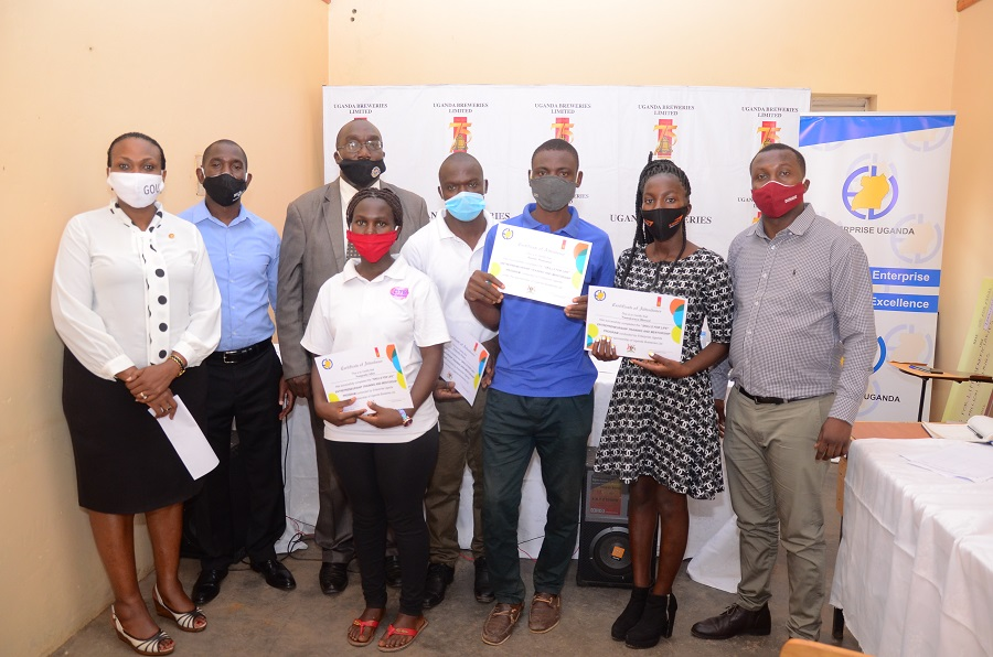 UBL Rewards Youths with Startup Capital