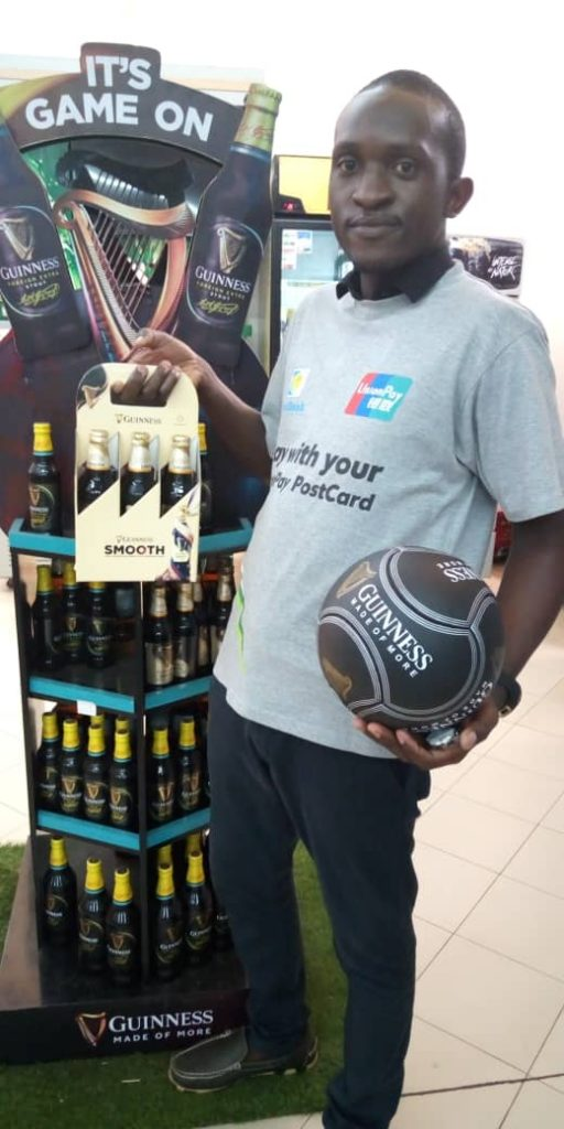 Guinness Uganda set to bring the magic to match day